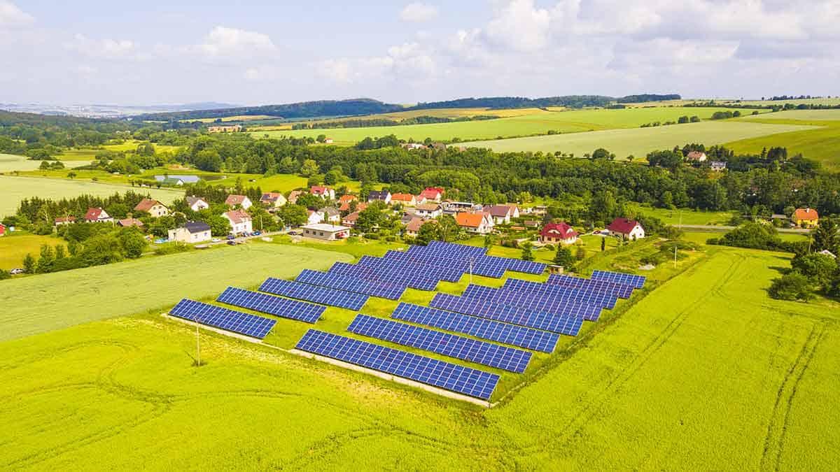 Grundstück verpachten-für-PV-Anlage