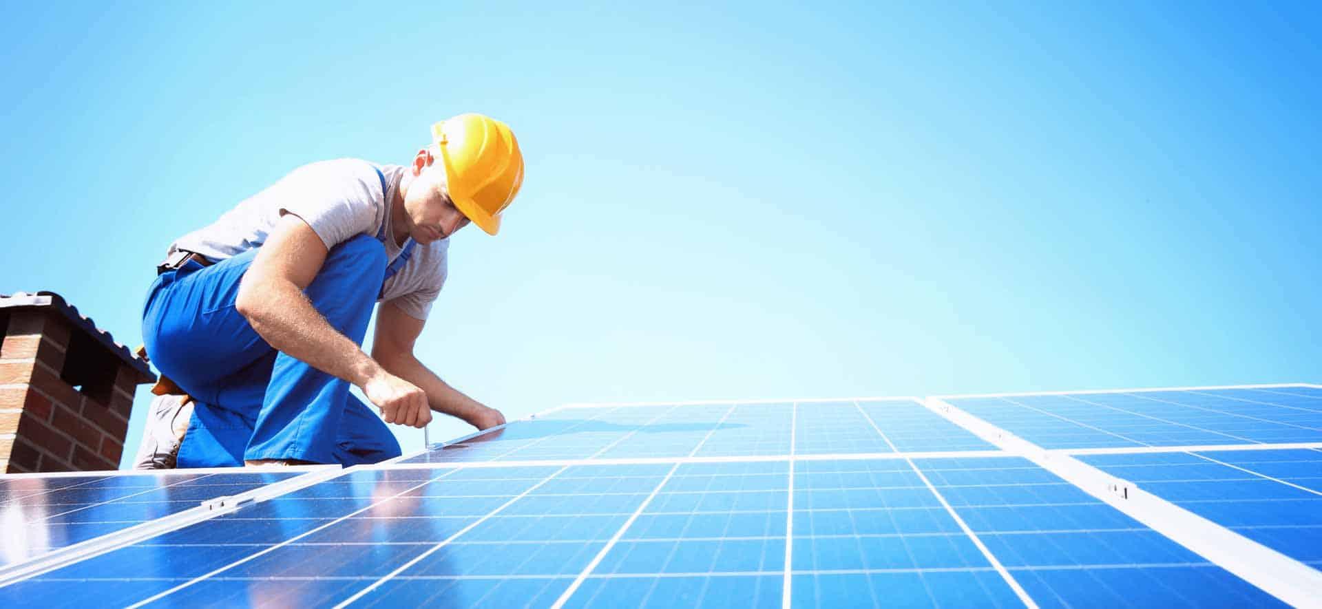 Photovoltaik-Wartung