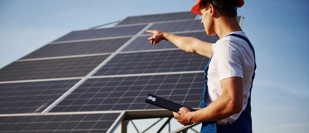 Photovoltaik-Investition-Solar-Investition