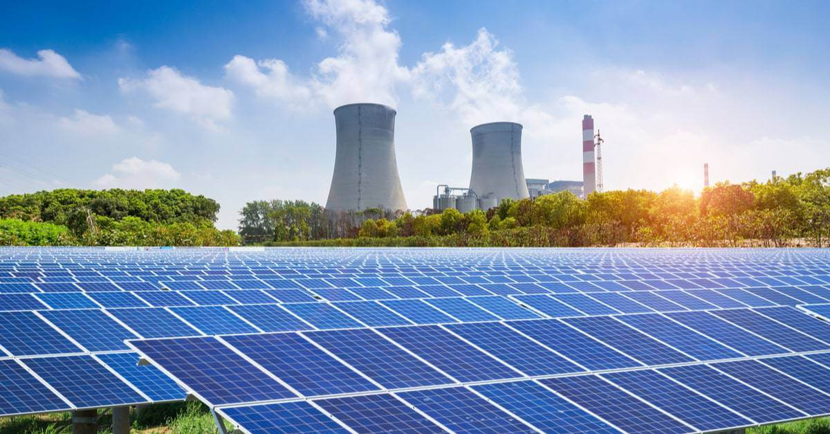 Photovoltaik Investment Atomenergie