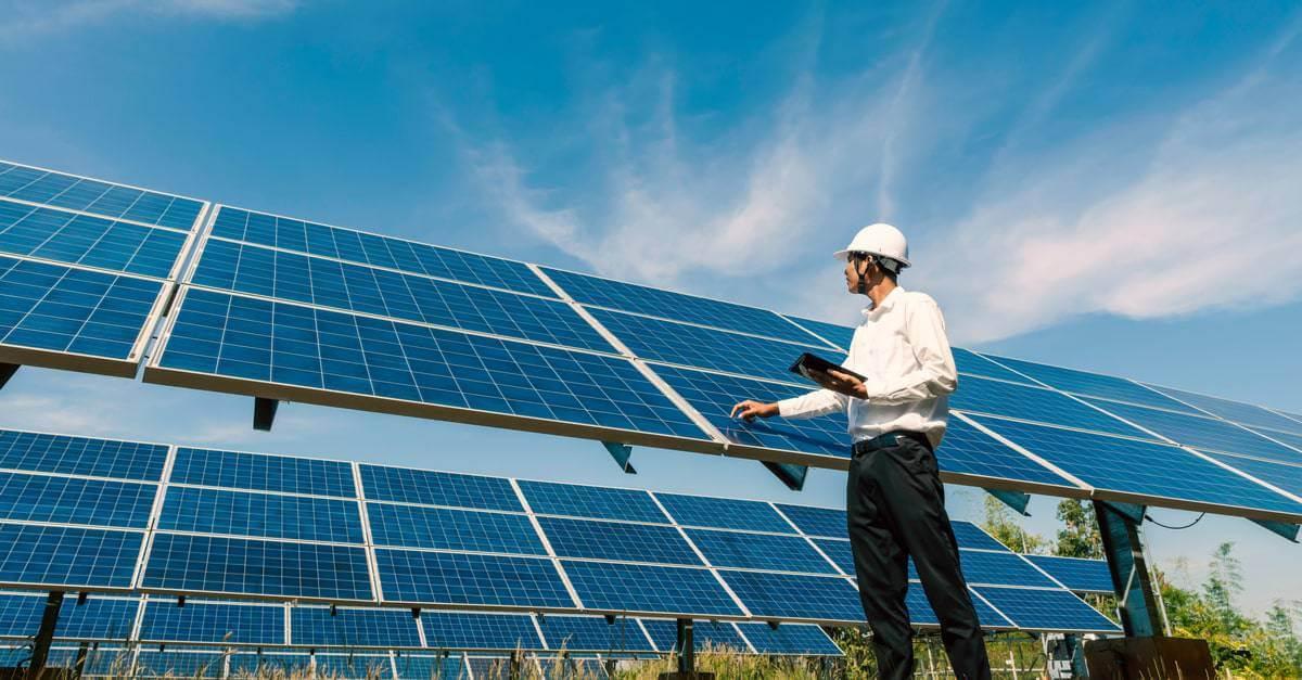 Photovoltaik Investment Module