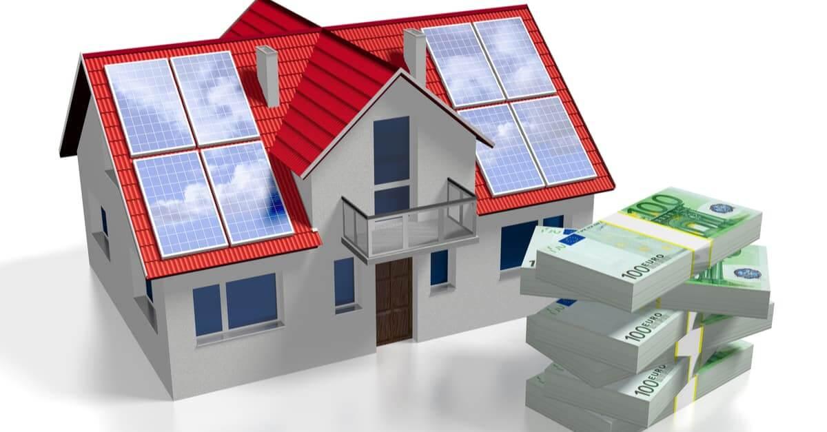 Photovoltaik Investment Zinsen einer PV Finanzierung