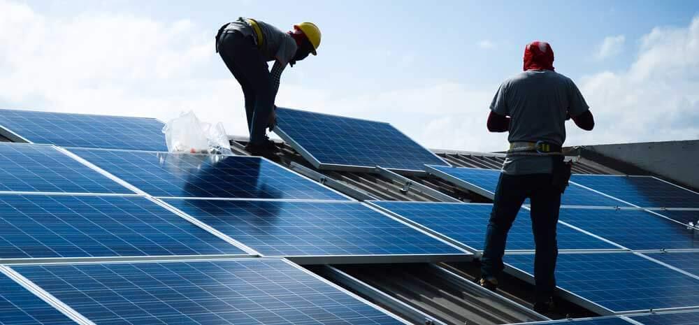 Photovoltaik-Montageversicherung