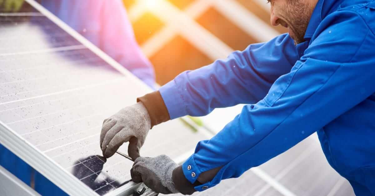 Photovoltaik Investment - Aufbaue einer PV Anlage