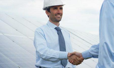 Solaranlage-verkauf