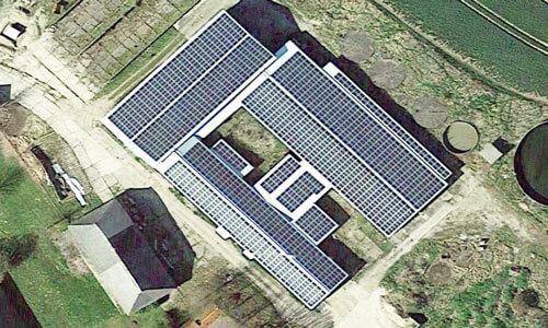 Dachfläche vermieten gegen Dachsanierung