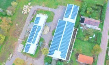 Dachflächen vermieten für PV Anlage