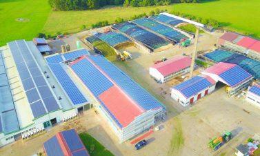 Dachverpachten für Solar Anlagen