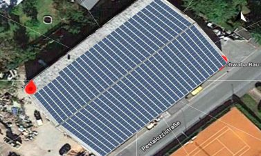 Freiflächenverpachtung- enorme Kapazität-saubere Solar Energie