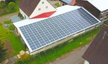 Solar-Investieren